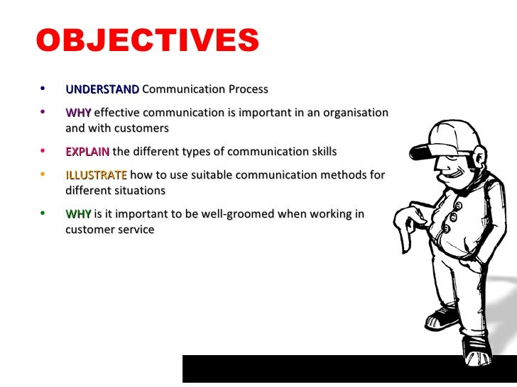 understanding why effective communication is important Why effective communication is important: if you can understand what others are saying  effective communication helps you express what you want to express.