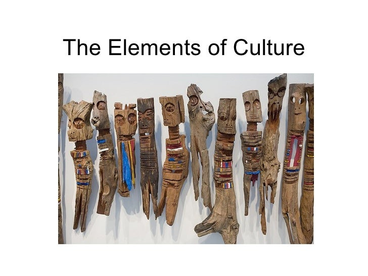 Elements of culture 2010