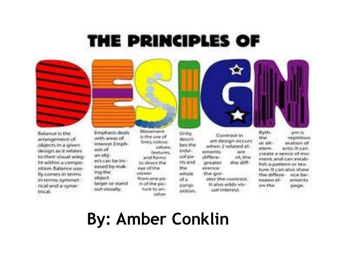 What Are The Elements Of Design : Elements of design