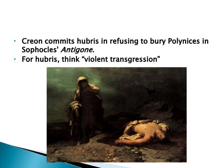 What Is the Conflict Between Antigone and Creon?