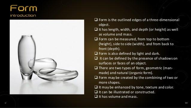 Elements Of Design Form : Elements of interior design