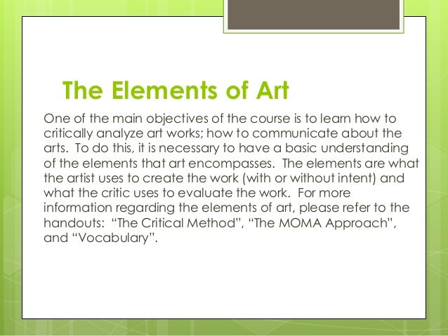What Are The Visual Elements Of Art : Space visual element images