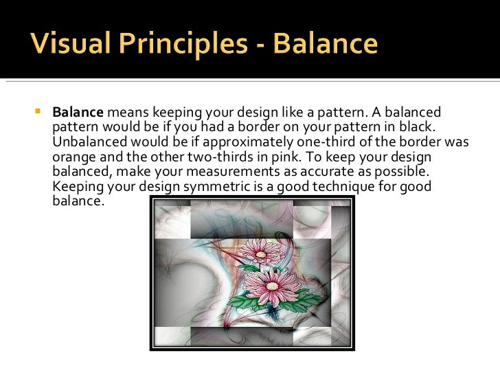 Design Principles of Balance Proportion Rhythm Emphasis
