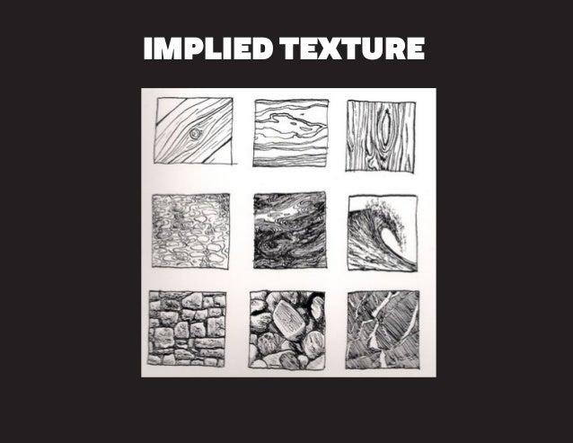 Implied Texture Art The Image Kid Has It