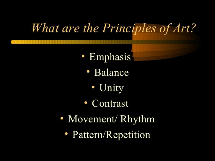Principles Of Art Contrast Meaning : Elements and principles of design in photography