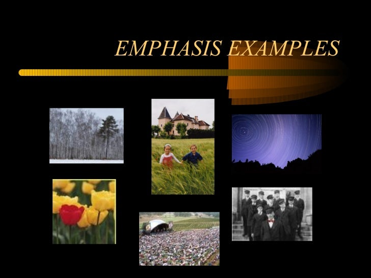 Emphasis Element Of Design : Elements and principles of design in photography