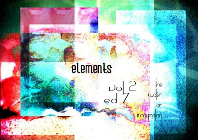 Elements vol 2 ed 7 - typography, events, design