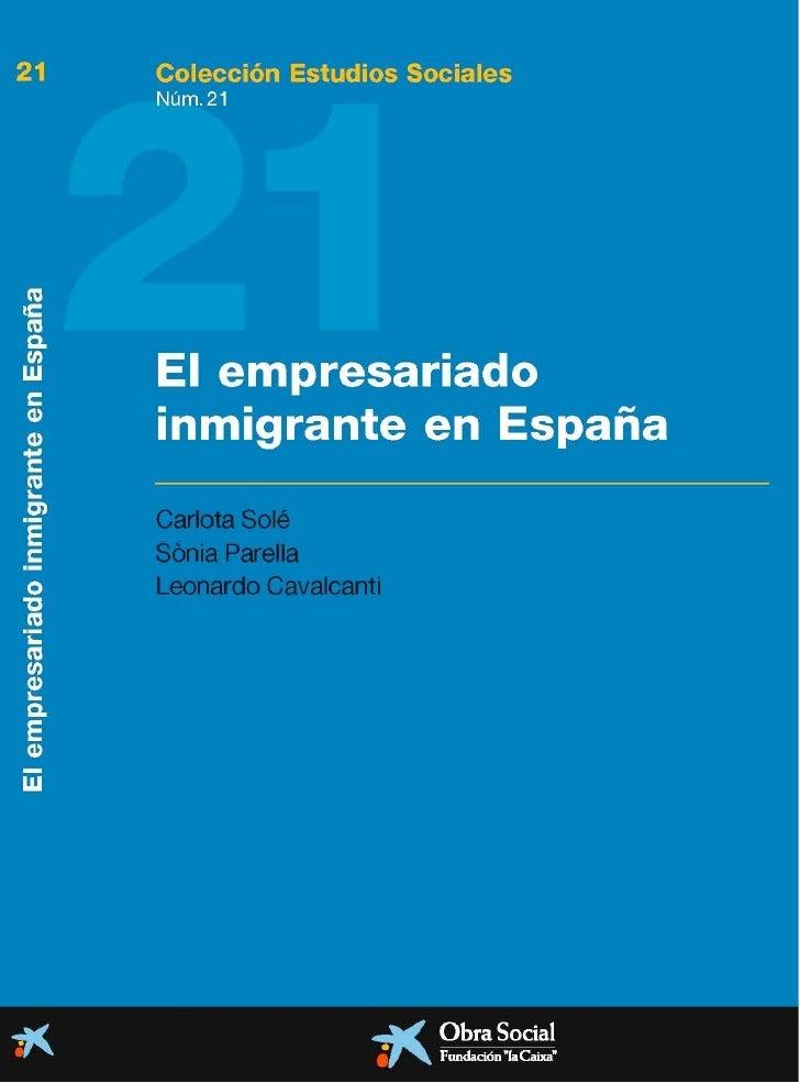El empresariado inmigrante en españa 10