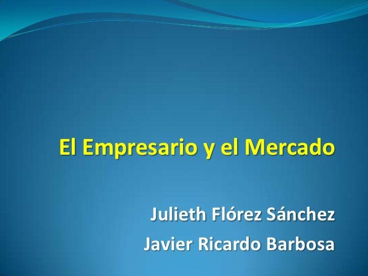 El empresario y_el_mercadeo