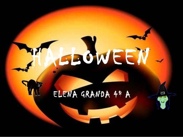Elena - Halloween