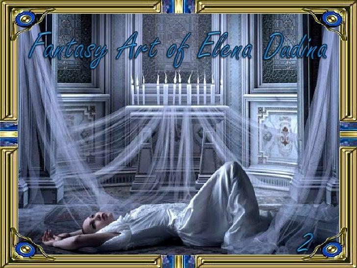 Fantasy Art of Elena Dudina<br />2<br />