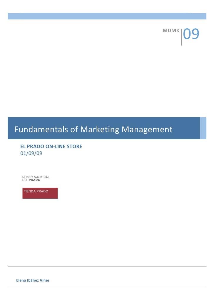 FundamentalsofMarketingManagement 1                                                                      09       ...