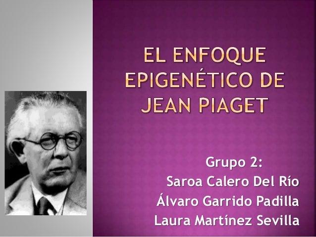 Grupo 2: Saroa Calero Del Río Álvaro Garrido Padilla Laura Martínez Sevilla