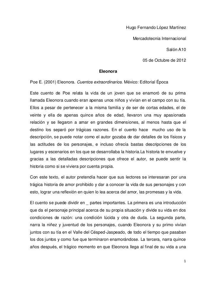 Hugo Fernando López Martínez                                                        Mercadotecnia Internacional           ...