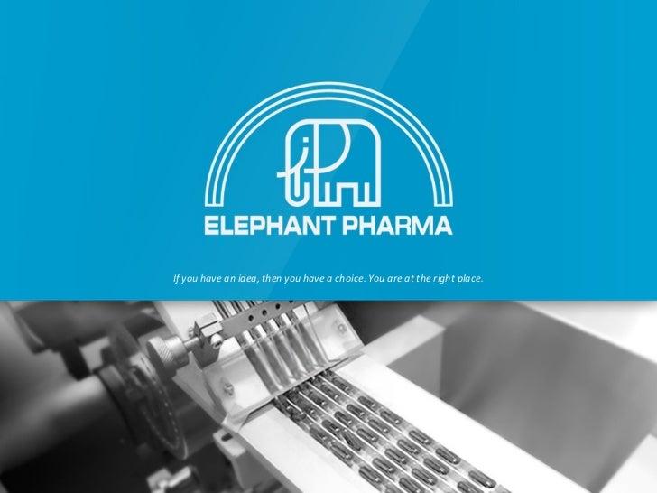 Elephant Pharma
