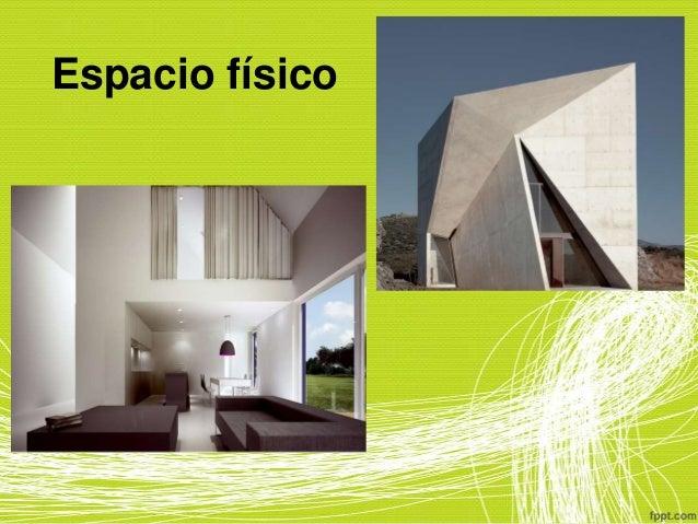El espacio en arquitectura for Arquitectura definicion