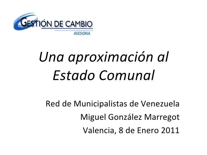 El estado comunal.1