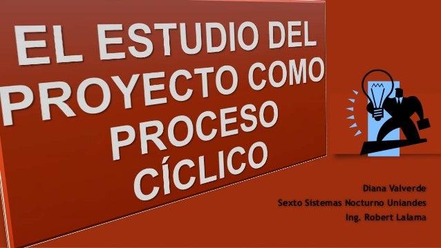 Diana Valverde Sexto Sistemas Nocturno Uniandes Ing. Robert Lalama