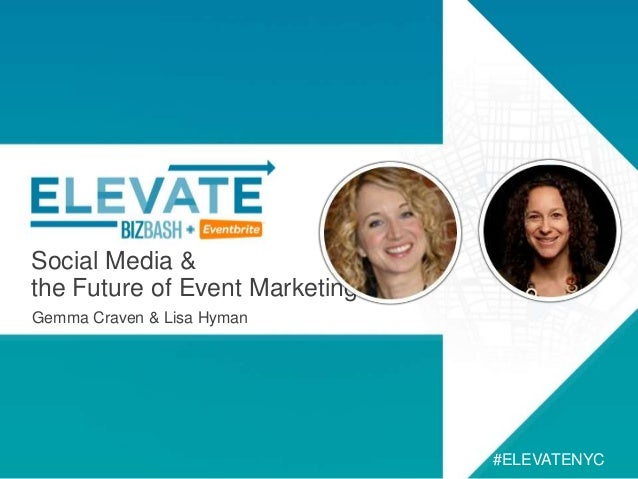 Social Media & the Future of Event Marketing