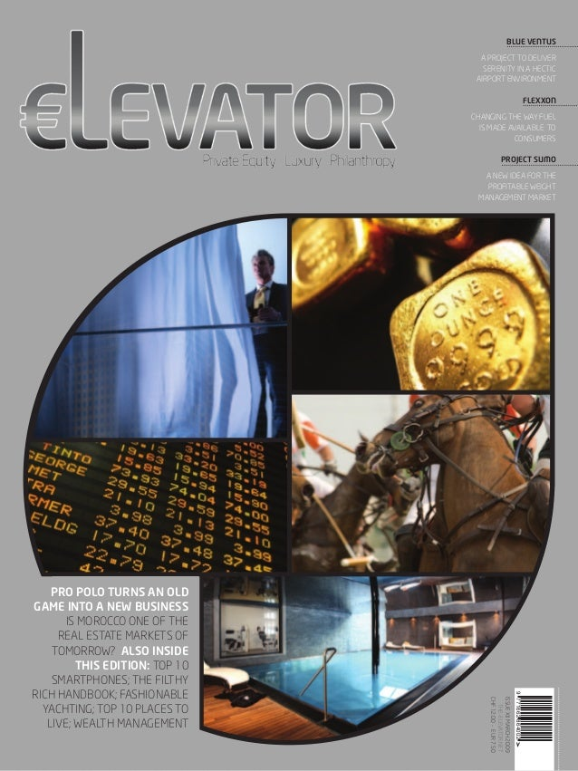 the-elevator.net page 1the-elevator.net Pro Polo turns an old game into a new business Is Morocco one of the real estate...