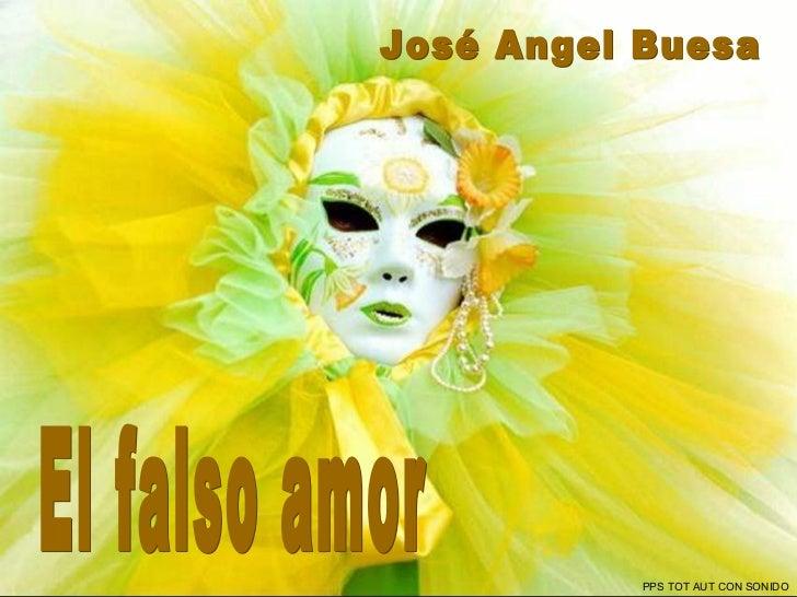 El falso amor José Angel Buesa PPS TOT AUT CON SONIDO