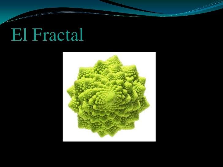 El Fractal