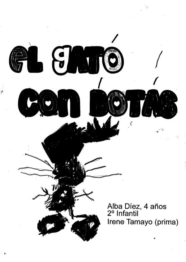 ii;  . . _         Alba Díez,  4 años 2° Infantil  Irene Tamayo (prima)
