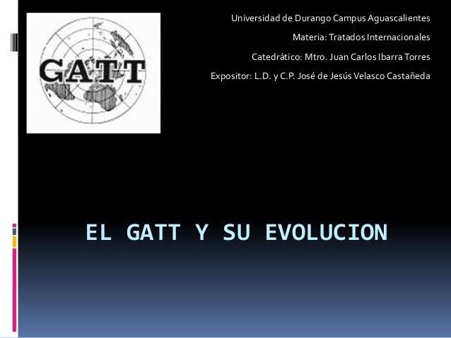 Universidad de Durango Campus Aguascalientes                             Materia: Tratados Internacionales                ...