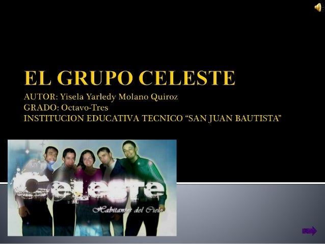 A continuación hablaremos de la historia del grupo celeste que es uno de los grupos musicales pertenecientes a la iglesia ...