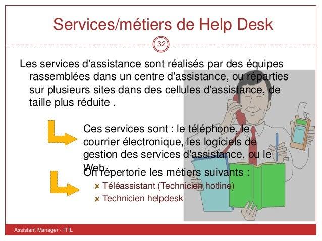 Technicien HelpDesk Niveau 1/2 sur RP [ CDI ]  Annonces d'emplois  Emploi &