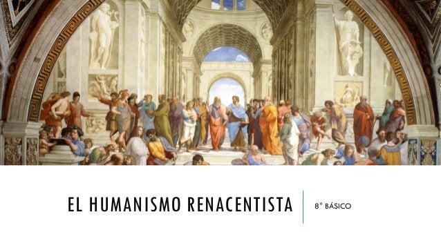 humanismo renacentista: