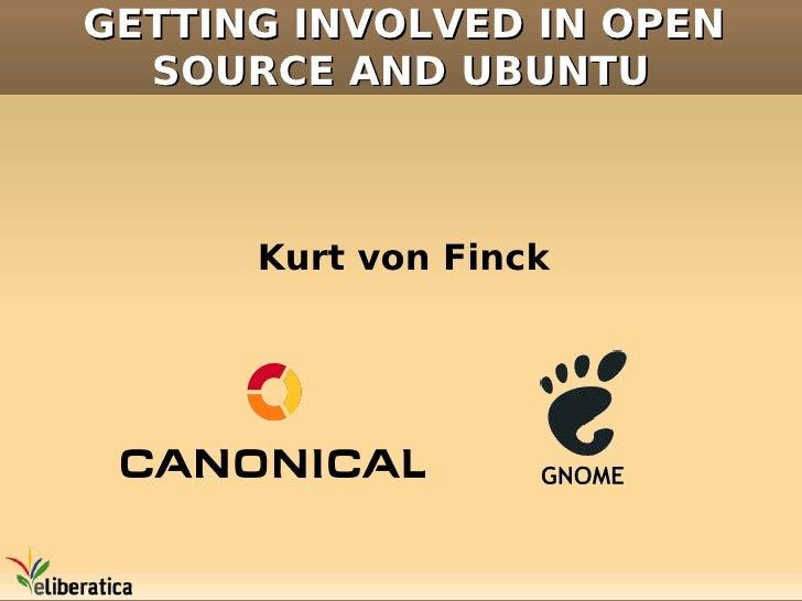 """""""Understanding Open Source and Ubuntu Part 2 of 2"""" by Kurt von Finck @ eLiberatica 2007"""