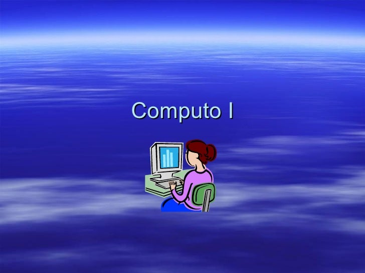 Computo I