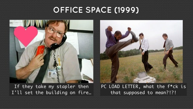 Office Space pc Load Letter Office Space 1999 pc Load