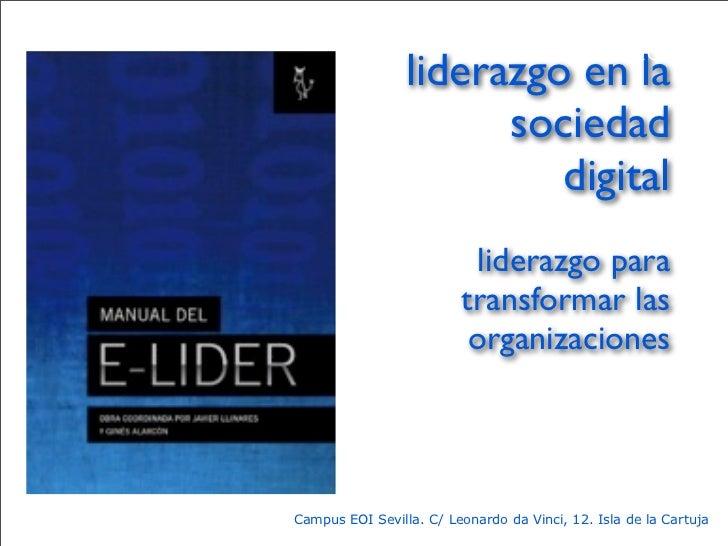 autoritas                 liderazgo en la                       sociedad                          digital                 ...