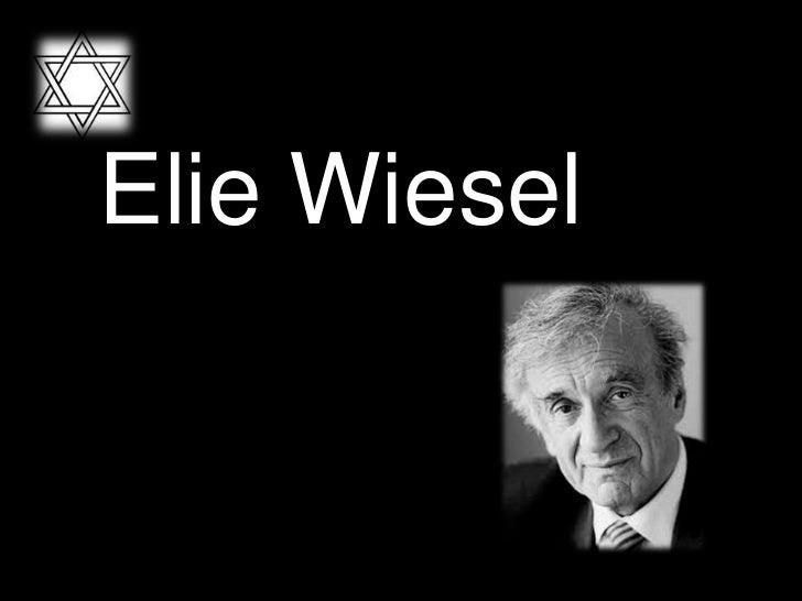 book night elie wiesel essays