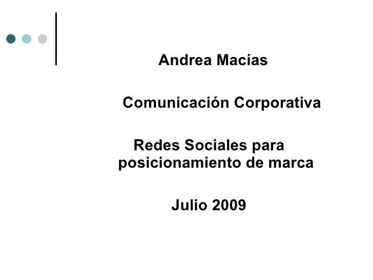 El Impacto De Las Redes Sociales