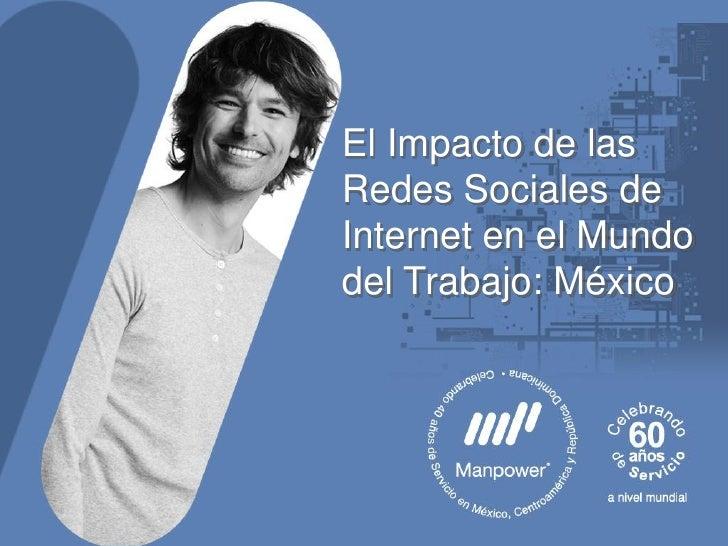 El impacto de las redes sociales de internet en el mundo del trabajo oacuna 1 sept