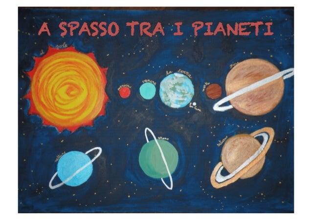 a spasso tra i pianeti