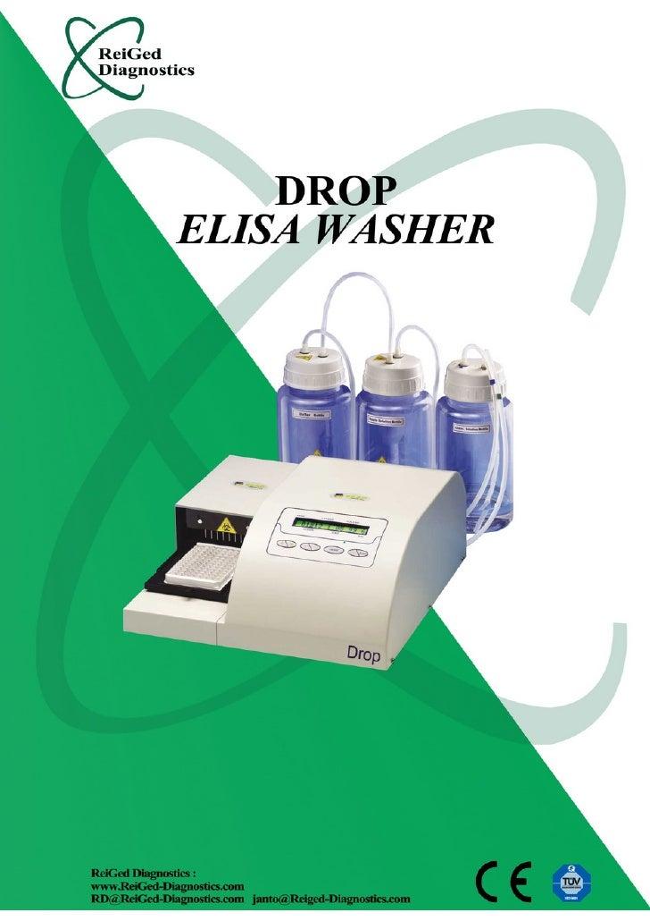 Elisa washer