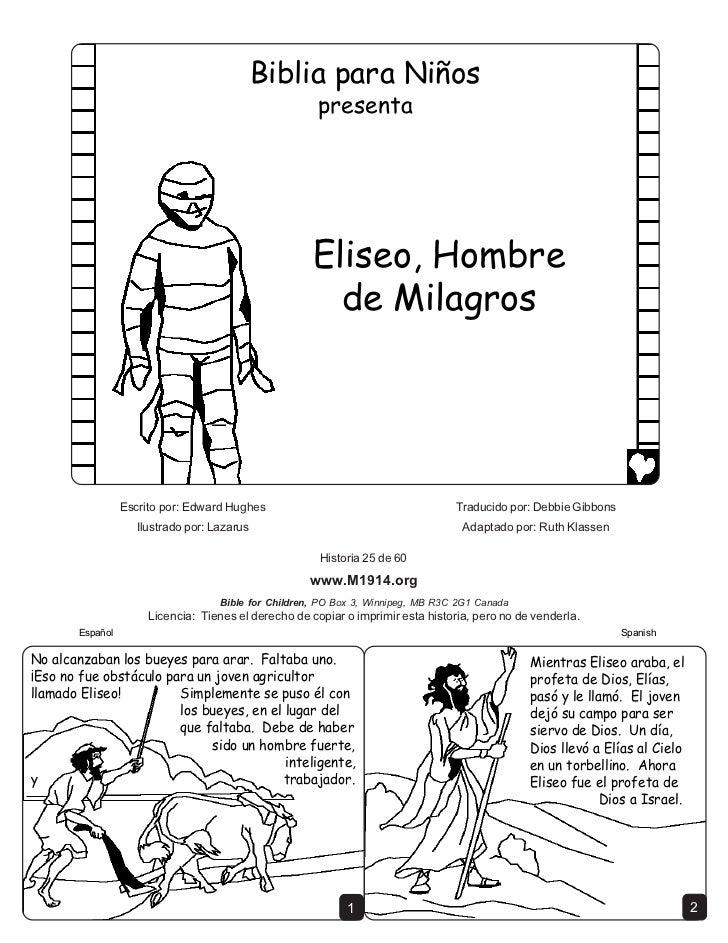 Elisha man of miracles spanish cb6