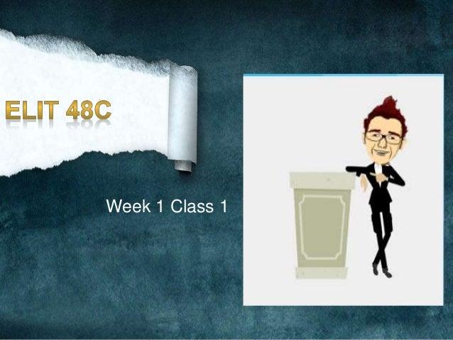 Elit 48 c class 1