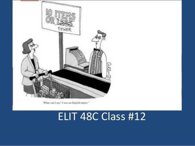 Elit 48 c class 12