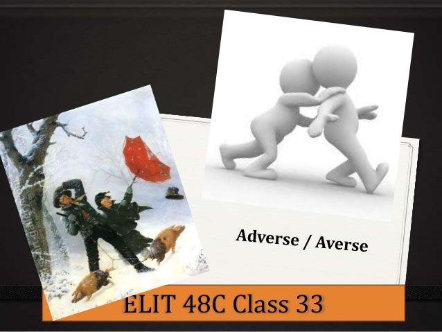 ELIT 48C Class 33
