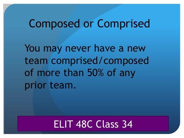 Elit 48 c class 34