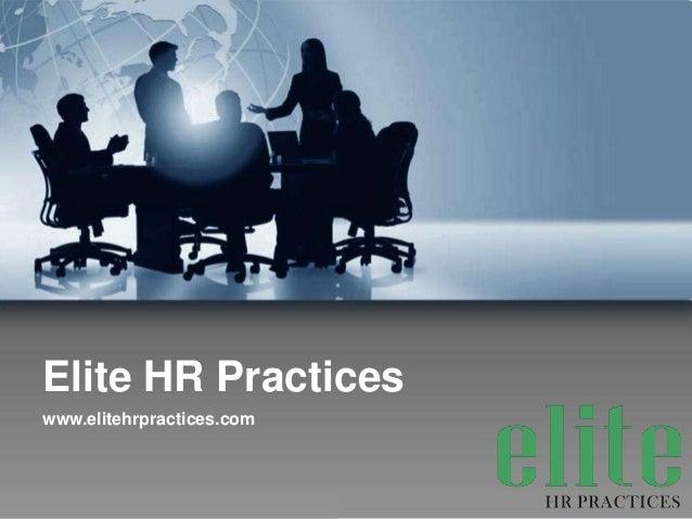 Elite HR Practiceswww.elitehrpractices.com