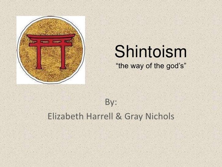 AP Human Geography 2011 - Shintoism