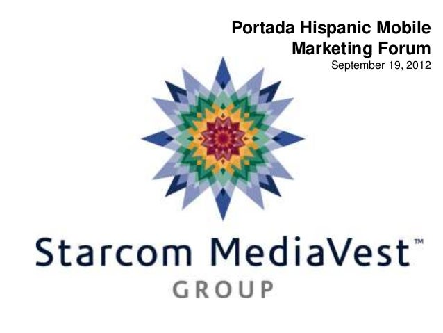 Hispanic Mobile Marketing Forum 2012 - Elizabeth Elliot