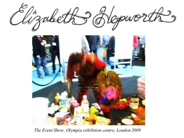 The Event Show, Olympia exhibition centre, London 2009