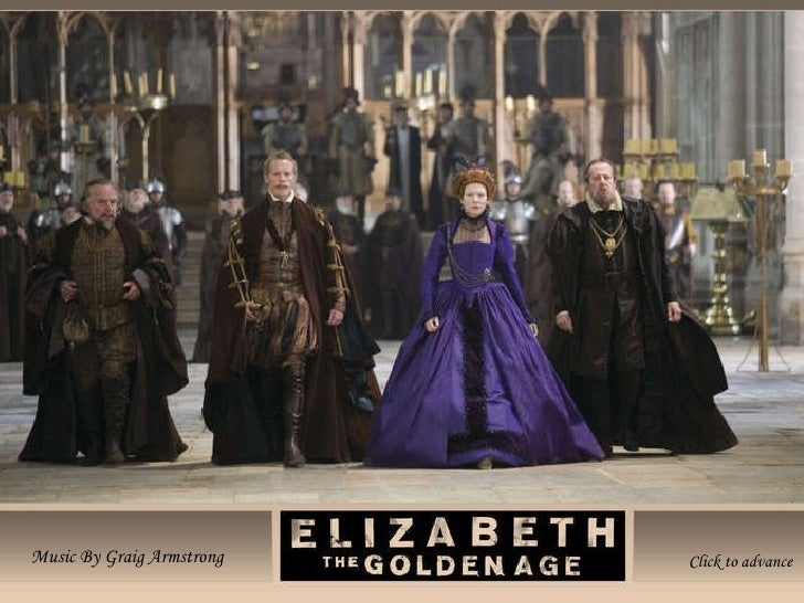 Elizabeth I - The Golden Age